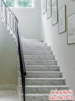Đá marble volakas ốp cầu thang