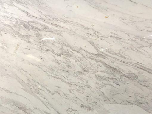 Đá marble tự nhiên trắng volakas
