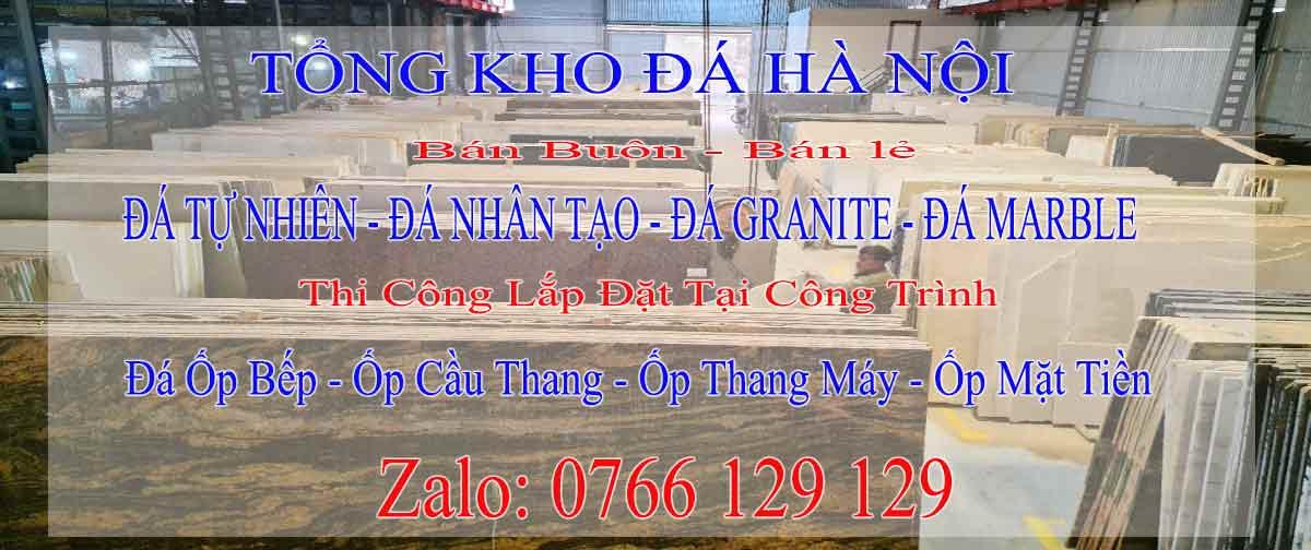 Banner đá Hà Nội