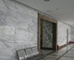 Đá trắng Volakas ốp tường