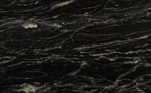 Đá Granite Đen Rừng