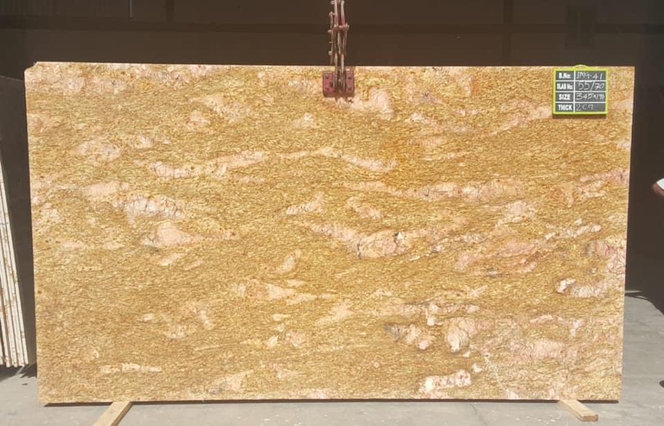 Đá Granite Imperial Gold