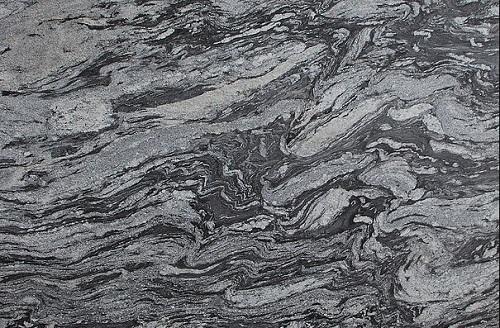 Đá Granite Đen Vân Mây