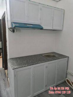 đá màu trắng ốp bếp đẹp giá rẻ
