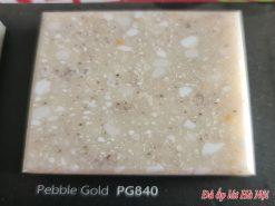 Đá pebble gold