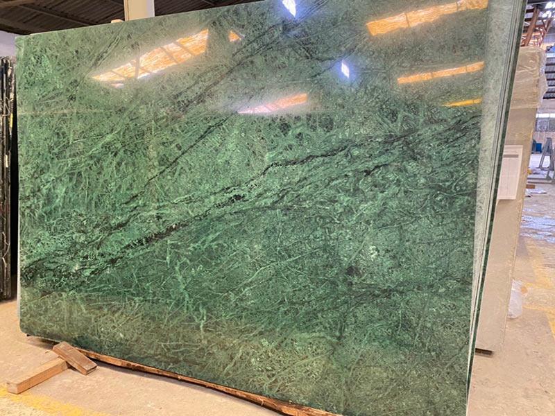 Đá cẩm thạch xanh dưa